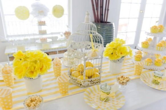 Yellow-and-white-high-tea-party-seating-table-details-600x399
