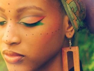 African Make Up