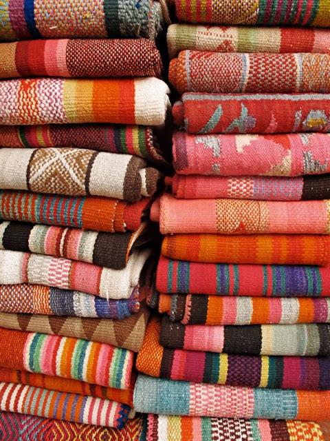 Aztec Print Fabrics
