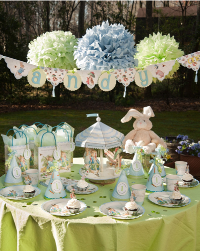 Peter Rabbit Baby Shower | The Party Connection | Your ...