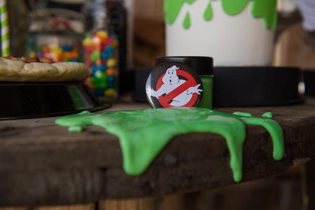Ghostbusters Cake Topper Australia