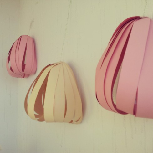 Pink Lemonade Wall Sconces