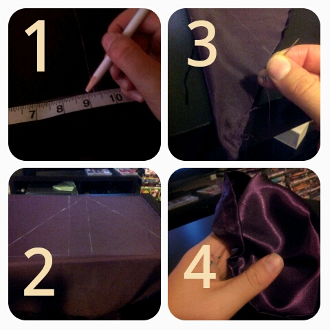 Sew Your Own Sleeping Hat