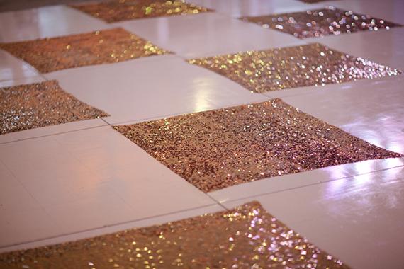 Glitter Dance Floor