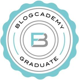 The Blogcademy Graduate Badge