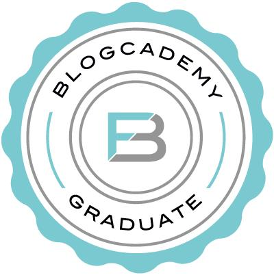 The Blogcademy Graduate Badge