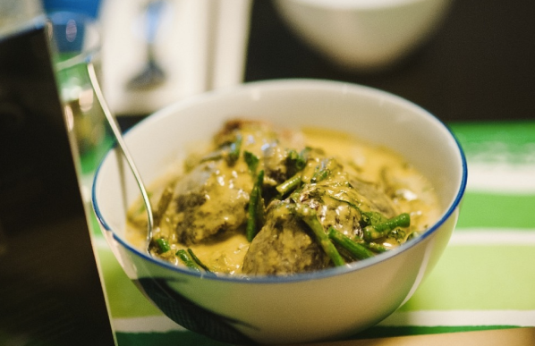 Wild Ginger Curry
