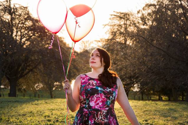 Balloons and Me