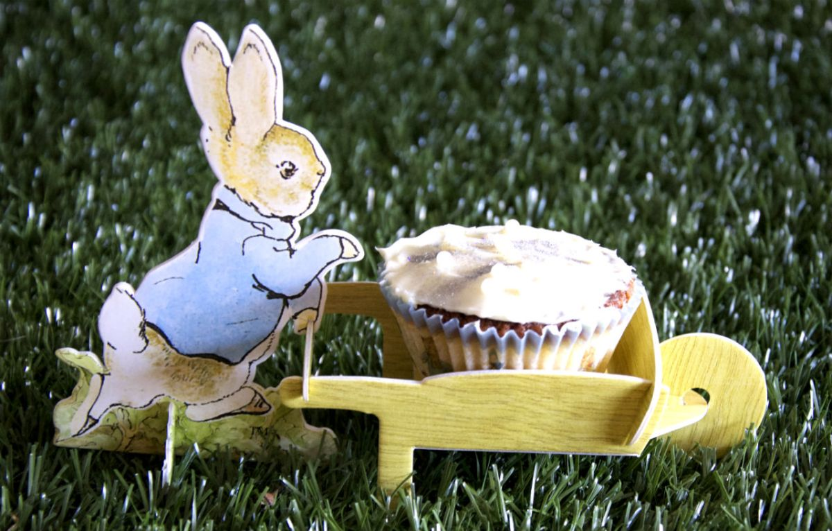 Peter Rabbit Cupcakes The Party Connection Your