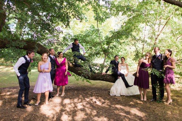 Nicole and Jarred's Wedding