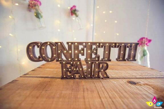 Lil Elements Confetti Fair