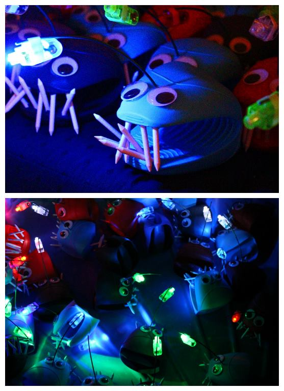 Anglerfish Party Favours