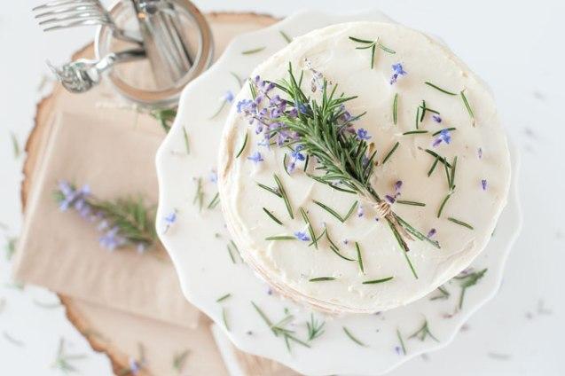 Lavender+Rosemary+Cake+_+Sprinkles+for+Breakfast