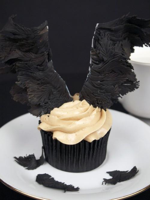 Castiel Cupcakes