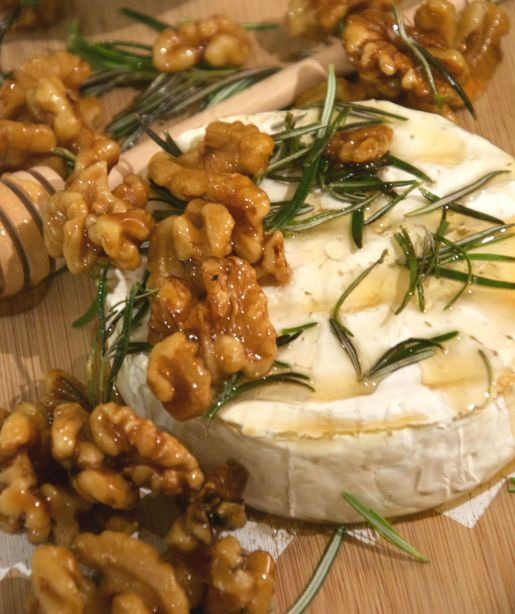 Honey Rosemary Brie