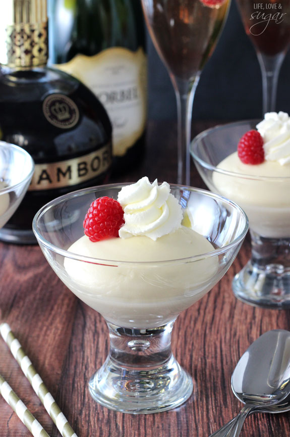 Champagne_Mousse_with_Chambord4