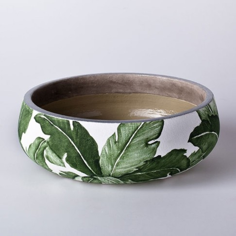 AC472-Have-you-met-Miss-Jones-Green-Small-Palm-Leaf-Small-Bowl-Hand-Made-Pottery-Bowls-1_333