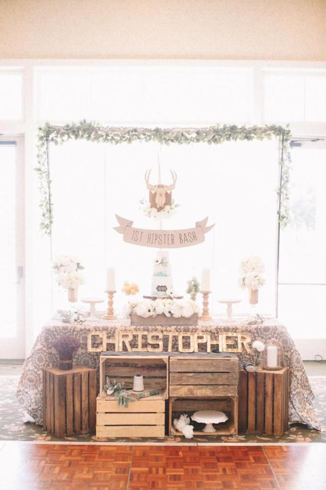 Boho-Hipster-Birthday-Bash-via-Karas-Party-Ideas-KarasPartyIdeas.com17