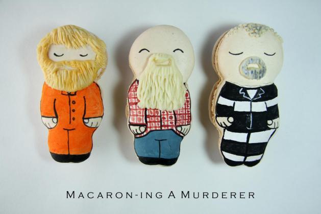 Macaroning a Murderer