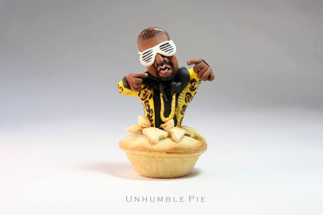 Unhumble Pie